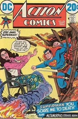 Action Comics Vol. 1 (1938-2011; 2016-) (Comic Book) #416