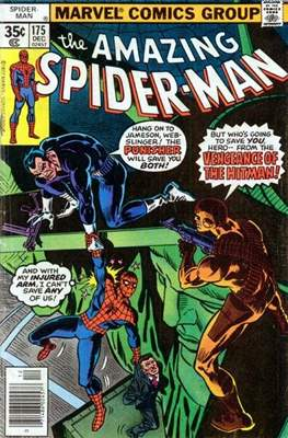 The Amazing Spider-Man Vol. 1 (1963-2007) (Comic-book) #175