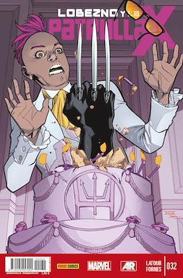 Lobezno y la Patrulla-X / Spiderman y La Patrulla-X (2012-2015) (Grapa.) #32