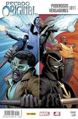 Poderosos Vengadores / Capitán América y los Poderosos Vengadores (2013-2015) (Grapa.) #11