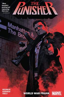 The Punisher (2018-) (Softcover 112 pp) #1