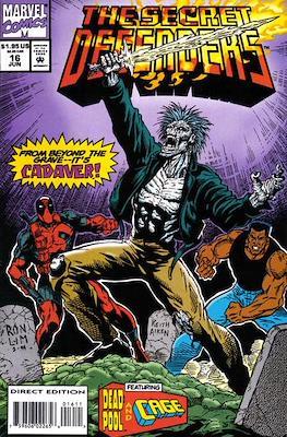 Secret Defenders Vol 1 (Comic-Book) #16