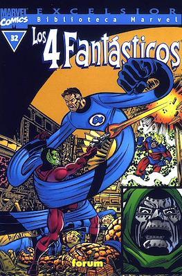Biblioteca Marvel: Los 4 Fantásticos (1999-2001) (Rústica 160 pp) #32