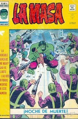 La Masa Vol. 3 (1975-1980) (Rústica 40-48 pp) #16
