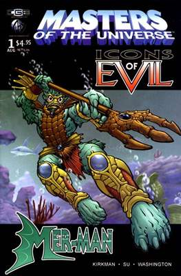 Masters of the Universe: Icons of Evil (Comic Book) #2