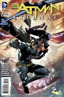 Batman Eternal (2014-2015) (Comic-Book) #27