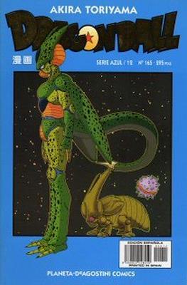 Dragon Ball - Serie Azul (Grapa) #165
