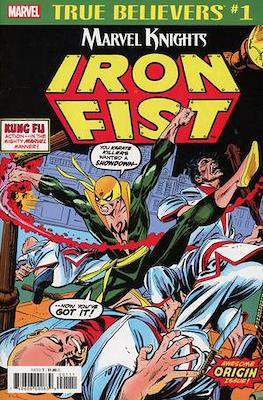 True Believers: Marvel Knights 20th Anniversary - Iron Fist