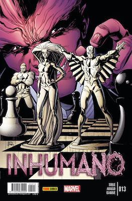 Inhumano / Inhumanos (2014-2018) (Grapa) #13