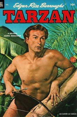 Tarzan (Comic-book) #39