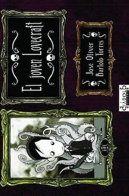 El joven Lovecraft (Rústica, 104 páginas (2007-2011)) #1
