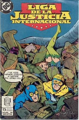 Liga de la Justicia / Liga de la Justicia internacional / Liga de la Justicia de America (1988-1992) (Grapa) #18