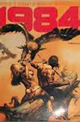 1984 Extra (Retapado Rústica) #4