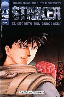 Striker: El secreto del berserker #4