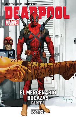 Deadpool. El mercenario bocazas #8