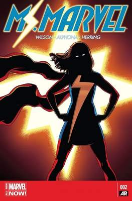 Ms. Marvel (Vol. 3 2014-2015) (Grapa) #2