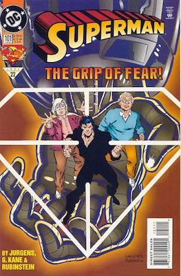Superman Vol. 2 (1987-2006) (Comic Book) #101
