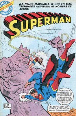 Super Acción / Superman #40