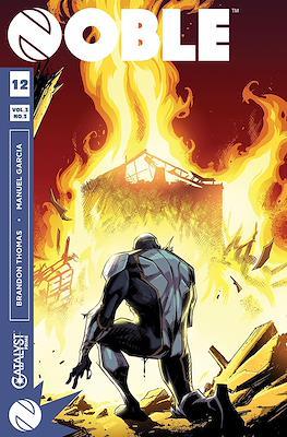 Noble (Comic book) #12