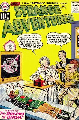 Strange Adventures (Comic Book) #132