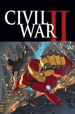 Civil War II (Comic-book) #2