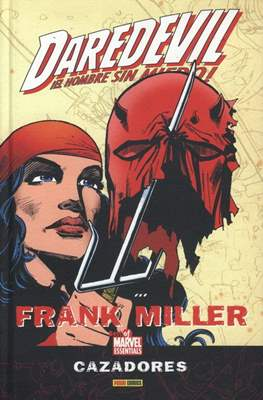 Daredevil de Frank Miller. Best of Marvel Essentials (Cartoné) #4