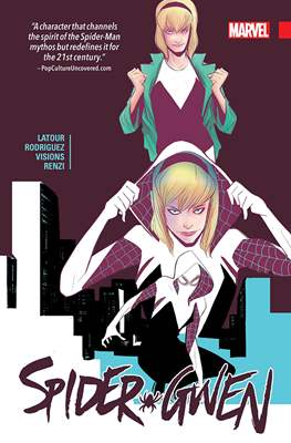 Spider-Gwen Collection #1