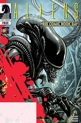 Aliens / Predator - Free Comic Book Day 2009