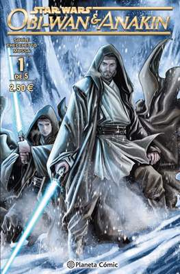 Star Wars: Obi-Wan & Anakin (Grapa 32 pp) #1