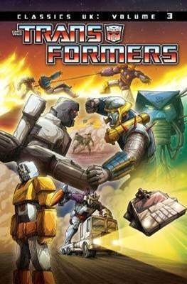 Transformers: Clásicos UK (Cartoné 304-312 pp) #3