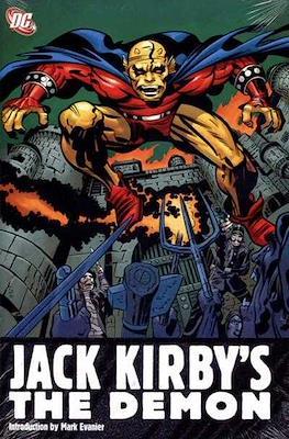 Jack Kirby's The Demon Omnibus