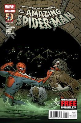 The Amazing Spider-Man Vol. 2 (1999-2014) (Comic-Book) #690