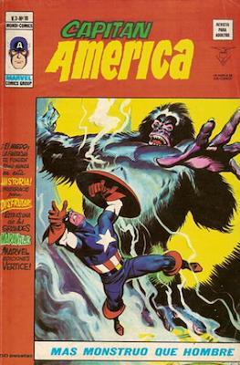 Capitán América Vol. 3 (1975-1980) (Grapa) #18
