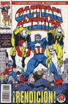 Capitán América & Thor el Poderoso Vol. 2 (1993-1994) (Grapa. 48 páginas.) #5