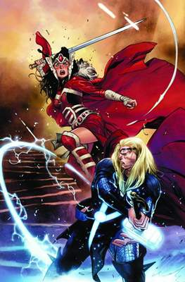 Thor / El Poderoso Thor / Thor - Dios del Trueno / Thor - Diosa del Trueno / El Indigno Thor (2011-) (Grapa) #111/4
