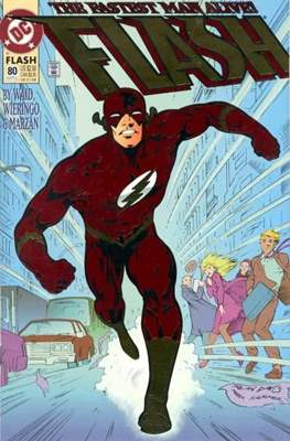 The Flash Vol. 2 (1987-2006) (Comic Book) #80
