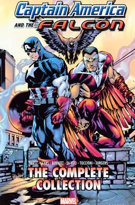 Captain America and The Falcon: The Complete Collection
