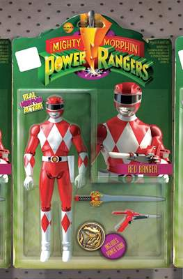 Mighty Morphin Power Rangers (Comic Book) #2.1