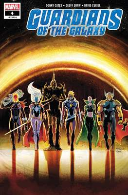 Guardians of the Galaxy (2019-...) (Comic Book) #4