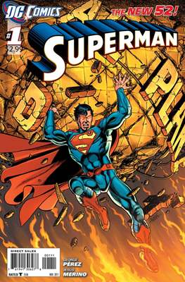 Superman Vol. 3 (2011-2016) #1