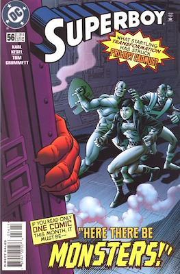 Superboy Vol. 4 #56