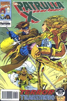 La Patrulla X Vol. 1 (1985-1995) (Grapa) #151