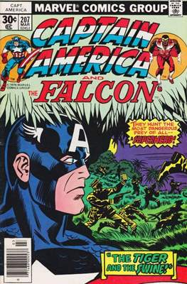 Captain America Vol. 1 (1968-1996) (Comic Book) #207