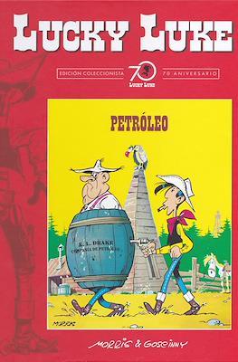 Lucky Luke. Edición coleccionista 70 aniversario (Cartoné con lomo de tela, 56 páginas) #22