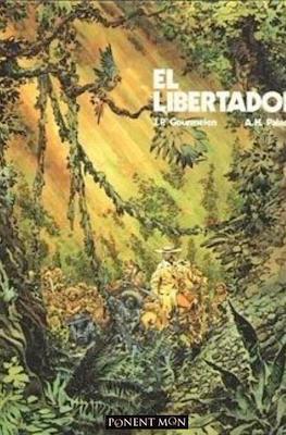 El Libertador (Cartoné 80 pp) #