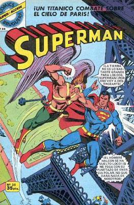 Super Acción / Superman #35