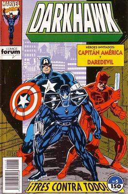 Darkhawk (1993-1994) (Grapa. 17x26. 24 páginas. Color.) #5