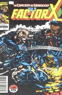 Factor-X Vol. 1 (1988-1995) (Grapa 32 pp) #69