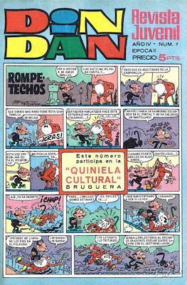 Din Dan 2ª época (1968-1975) (Grapa) #7