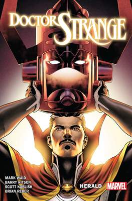 Doctor Strange by Mark Waid (Softcover 136 pp) #3